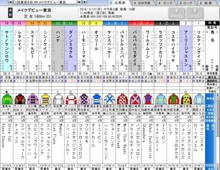 メイクデビュー東京4R.jpg